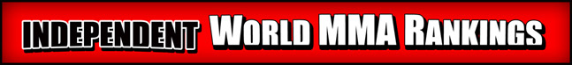 Independent World MMA Rankings