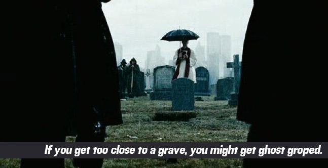 Watchmen Funeral