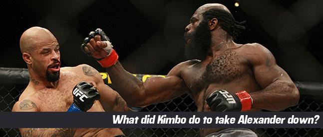 Houston Alexander vs Kimbo Slice