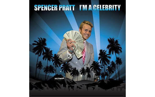 Spencer Pratt Album Cover