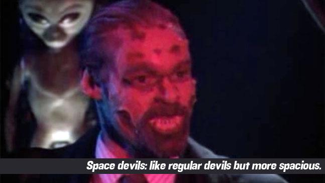 Outlaw Prophet Space Devil