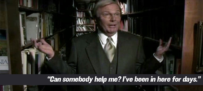 Adam West's Tales From Beyond