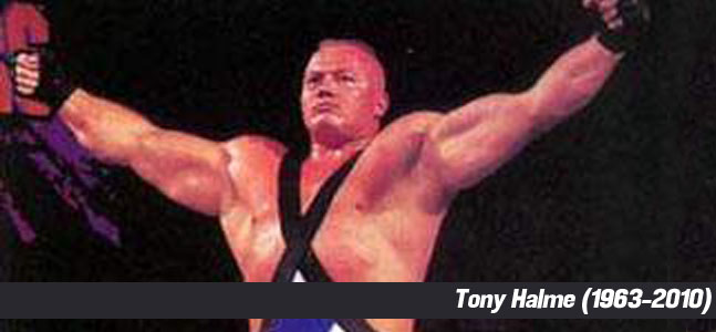 Tony Halme Ufc
