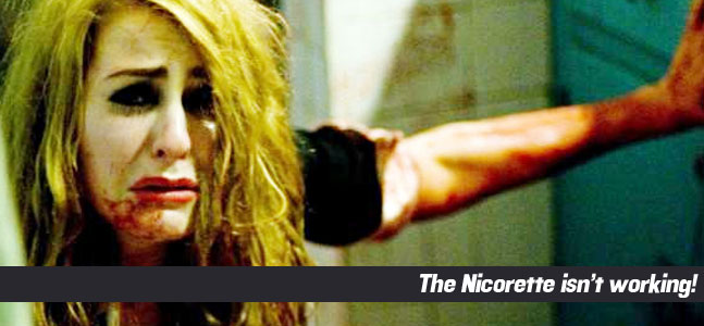 Stop It, Hollywood: Halloween Smoking
