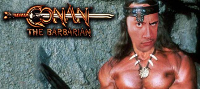 Conan The Barbarian Remake