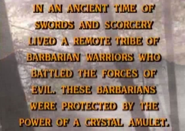 Time Barbarians Crawl
