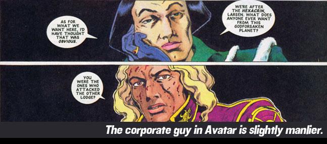 Avatar Firekind Comparison