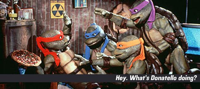Teenage Mutant Ninja Turtles TNMT Picture