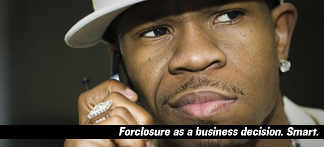 Chamillionaire Lost His House