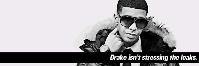 Drake Thank Me Later Leaks