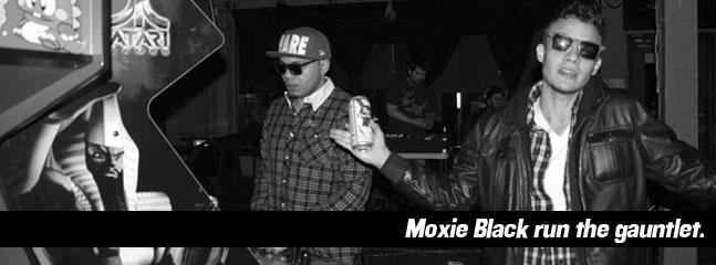 Moxie Black Mixtape