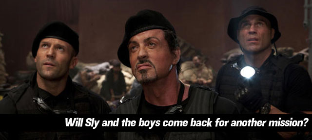 The Expendables Sequel
