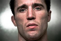 UFC middleweight Chael Sonnen