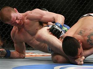 UFC lightweight star Evan Dunham