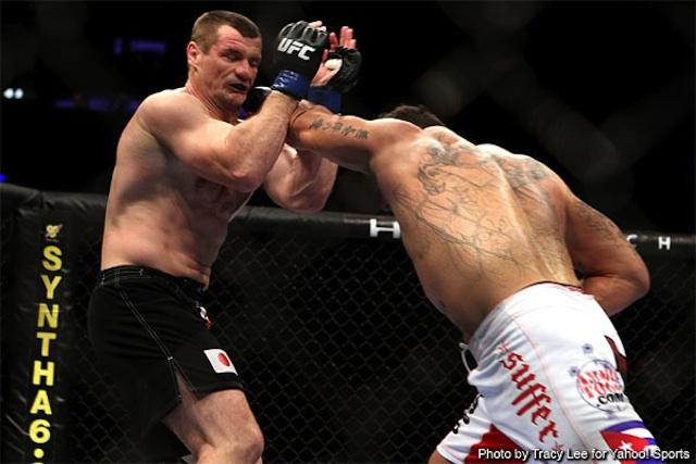 Frank Mir UFC 119
