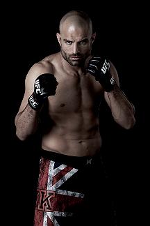 James Wilks MMA Fighter