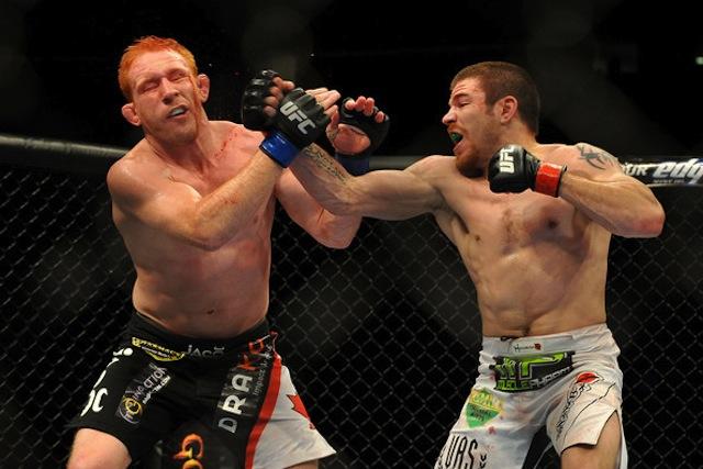 Jim Miller Fighting