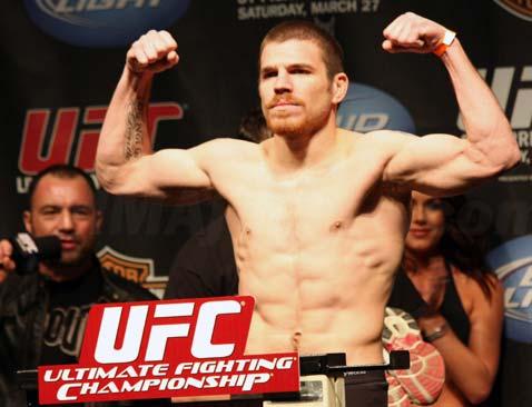 Jim Miller MMA Fighter