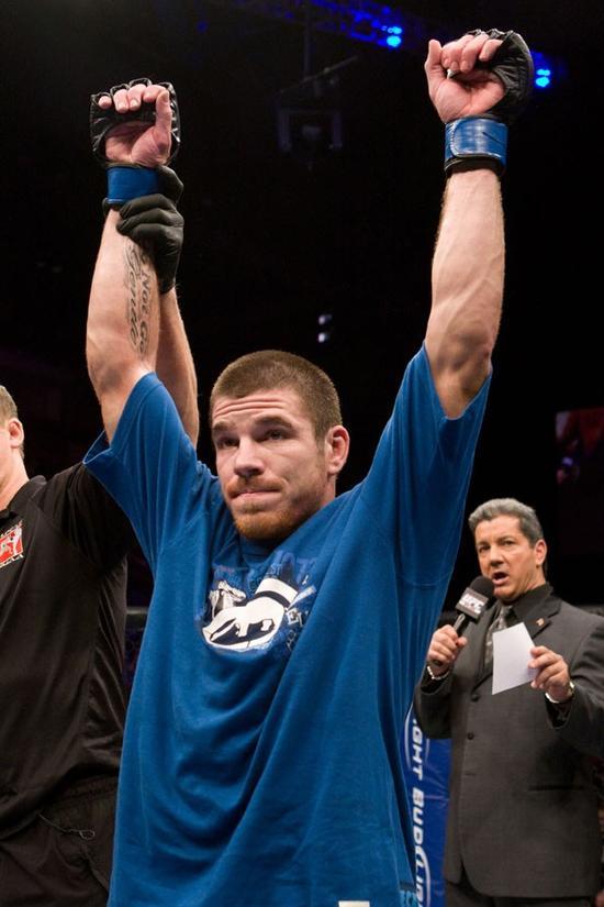 Jim Miller UFC Fighter