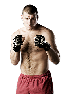 Michael Bisping MMA Fighter
