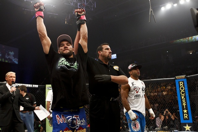 Josh Thomson Strikeforce
