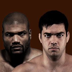 Rampage Jackson vs. Lyoto Machida