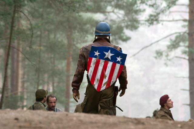 Still from Captain America: The First Avenger