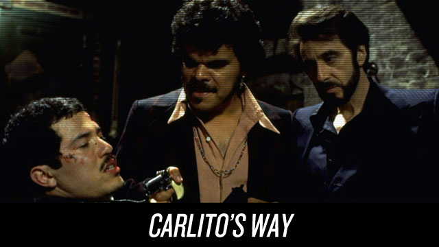Watch Carlito's Way on Netflix Instant
