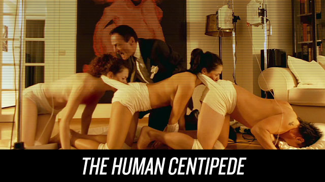 Watch The Human Centipede: First Sequence on Netflix Instant