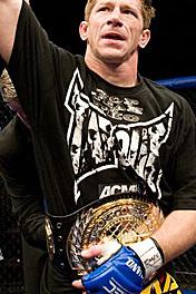 UFC featherweight