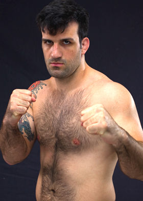 Shine Fights heavyweight