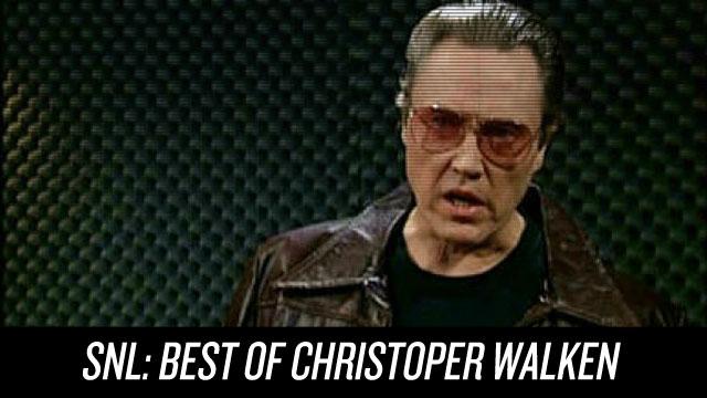 Watch Saturday Night Live: The Best of Christopher Walken on Netflix Instant