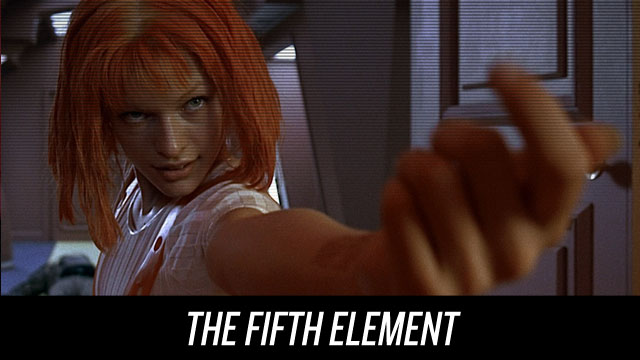 Watch The Fifth Element on Netflix Instant
