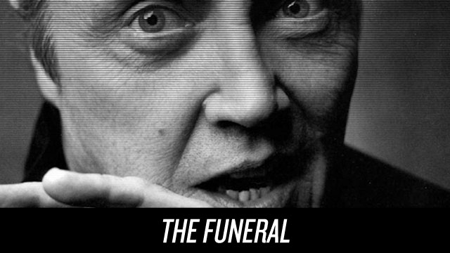 Watch The Funeral on Netflix Instant