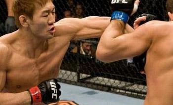Yushin Okami UFC