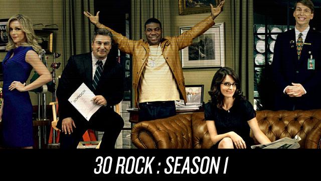 Watch 30 Rock: Season 1 on Netflix Instant