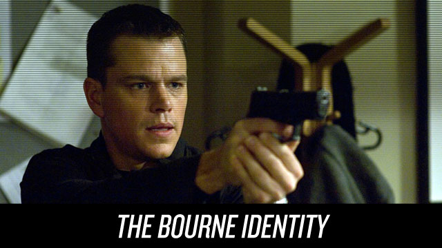 Watch The Bourne Identity on Netflix Instant