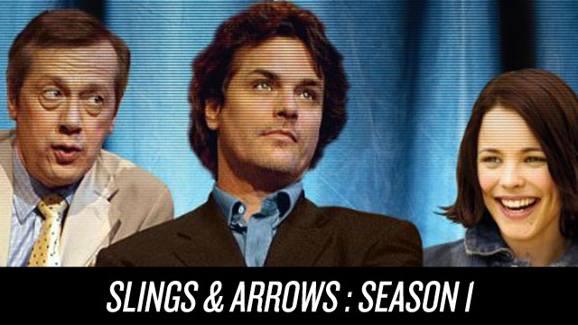 Watch Slings & Arrows: Season 1 on Netflix Instant