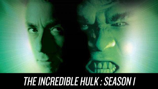 Watch The Incredible Hulk: Season 1 on Netflix Instant
