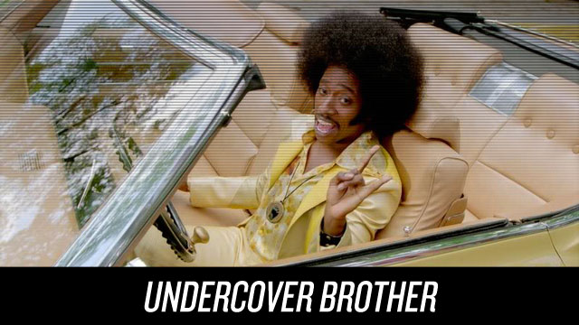 Watch Undercover Brother on Netflix Instant