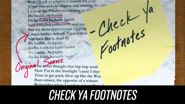 Download The Check Ya Footnotes Mixtape Here