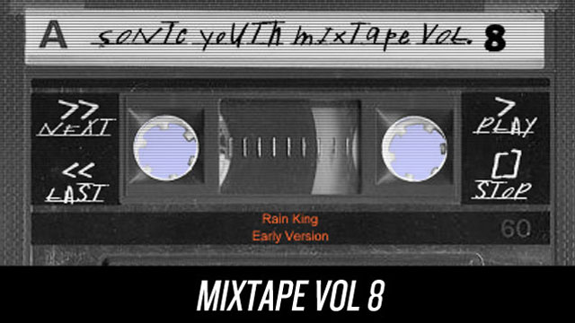 Download The Sonic Youth Mixtape Vol. 8 Here