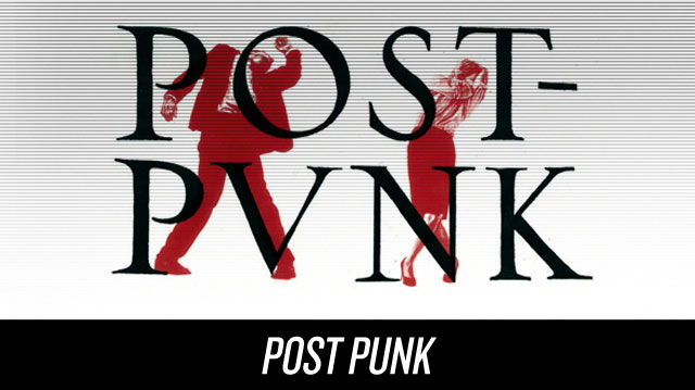 Download the Post Punk Party Mixtape Here