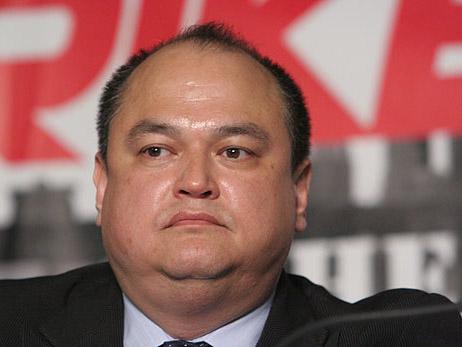 Scott Coker, Strikeforce CEO