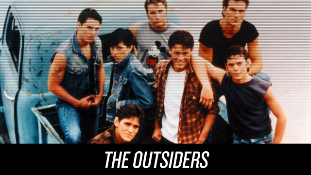 Watch The Outsiders on Netflix Instant