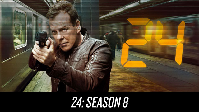 Watch 24: Season 8 on Netflix Instant