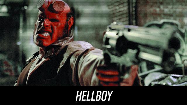 Watch Hellboy on Netflix Instant