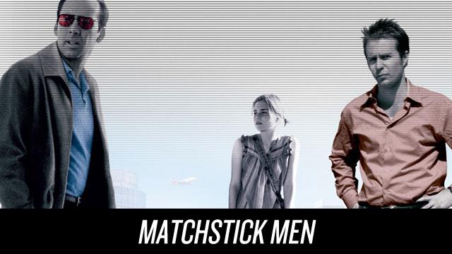 Watch Matchstick Men on Netflix Instant