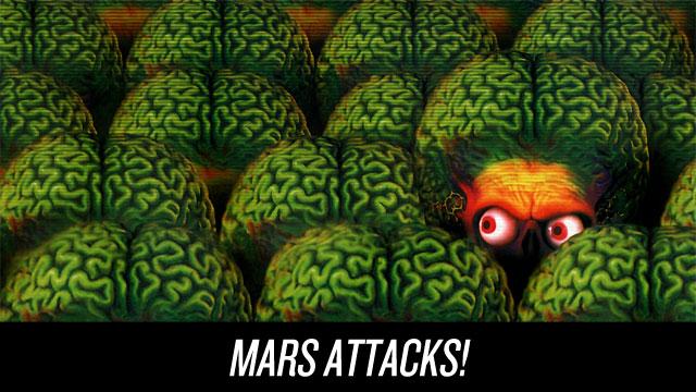 Watch Mars Attacks! on Netflix Instant