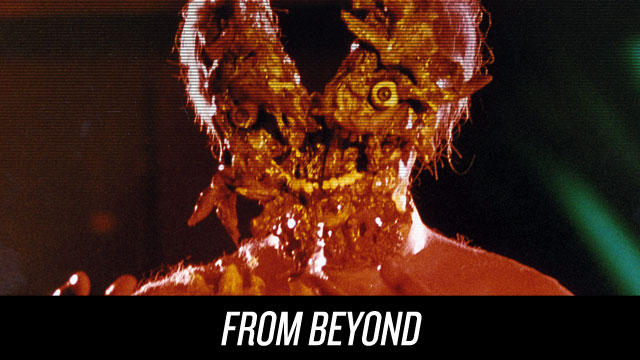 Watch From Beyond on Netflix Instant